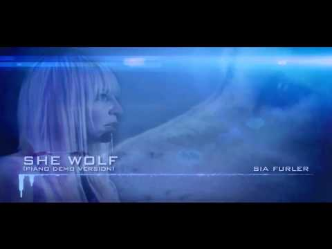 Sia She Wolf (Solo Version Official Demo) By Jeanbox Deluxe