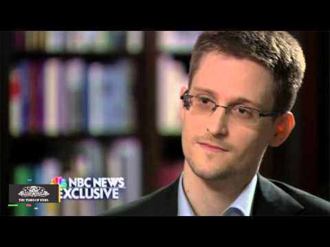 Kerry To Snowden: 'Man Up' And Come Home - TOI