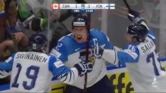 Jääkiekon MM 2019 (Finaali) | Suomi - Kanada | Maalikooste