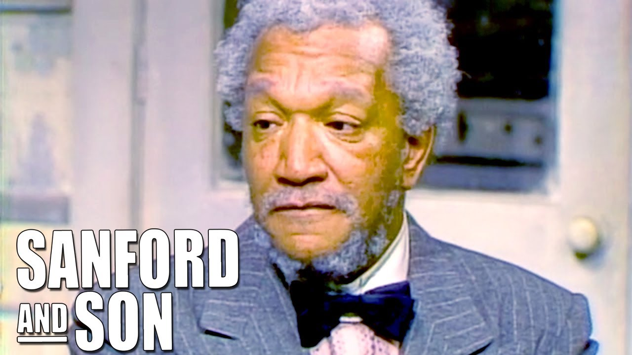 Fred's Surprise Engagement   Sanford and Son