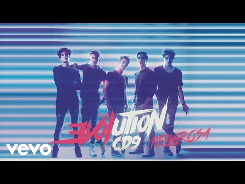 CD9 - Peligrosa (Cover Audio)
