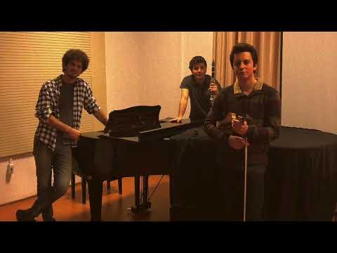 A. Khachaturian Klarinet, Keman ve Piyano için Trio