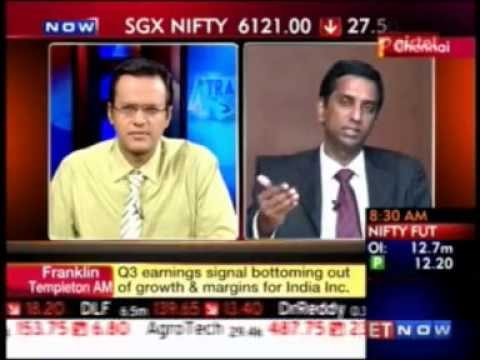ET Now - Trading Calls (28 January 2014) Mr  Anand Radhakris