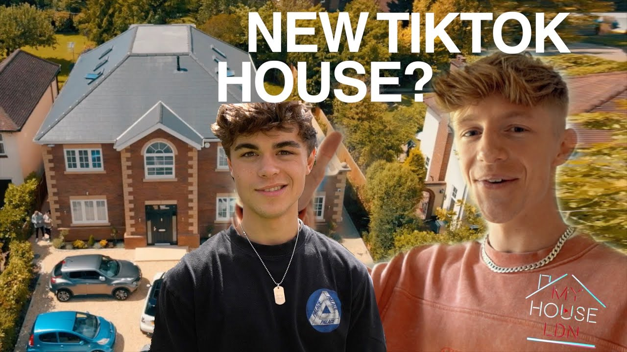 what its ACTUALLY like at the UK TikTok House