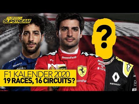 Hoe eindigt de stoelendans in de Formule 1?  | SLIPSTREAM