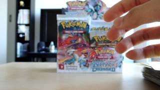 Pokemon TCG Boundaries Crossed Booster Box Opening