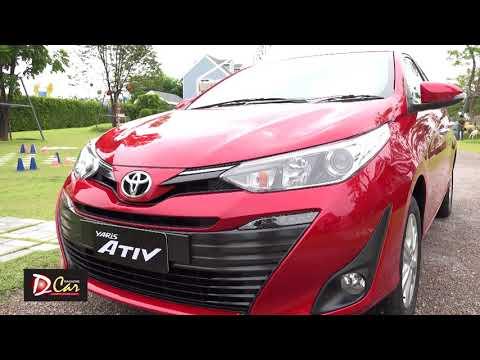 YARIS ATIV TEST DRIVE    D CAR MAGAZINE