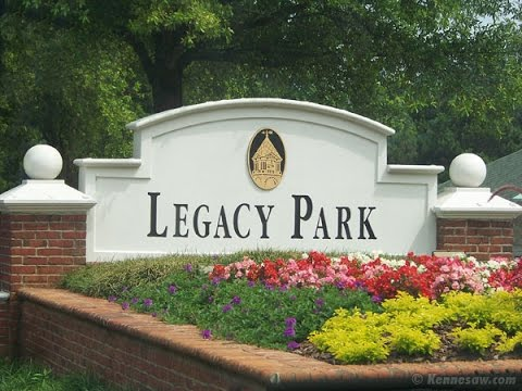 Tour Legacy Park In Kennesaw Georgia