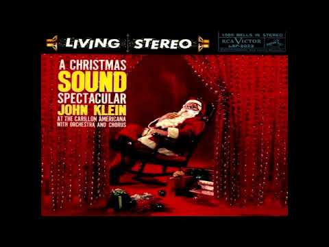John Klein - 'Christmas Sound Spectacular' (1959)  (High Quality - Remastered) GMB