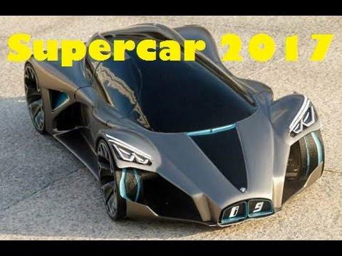Top 10 New Supercar 2017 Sport Car