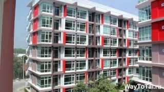 Аренда квартиры в Паттайе. Кондоминиум Chockchai(, 2014-01-23T09:20:45.000Z)
