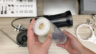 Apex Countertop Water Filter   Alkaline   MR-1050