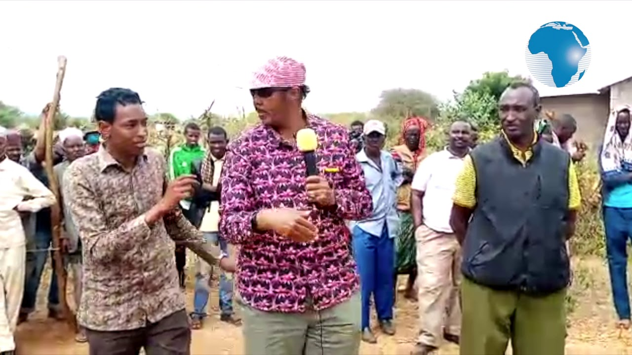Download Area MP's committed to helping Borana and Degodia clans urged to foster peace - Marsabit