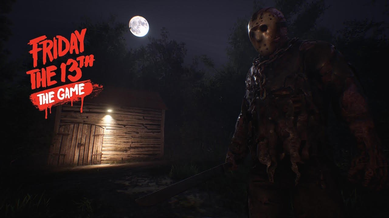 Peak Into Friday The 13th Game Cabin Exploration Youtube