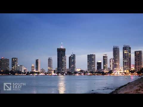 Penang Skyline Timelapse in 4K | SouthEast Media Malaysia