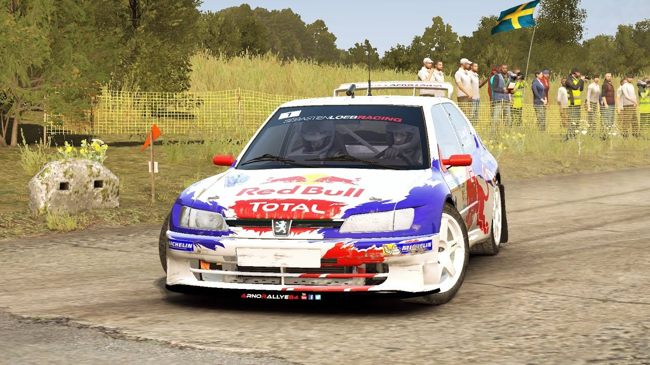 306 maxi s bastien loeb dirt rally youtube. Black Bedroom Furniture Sets. Home Design Ideas