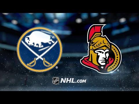 Josefson, Reinhart lift Sabres to SO win in Ottawa
