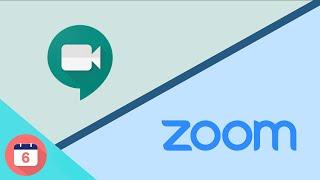 <b>Google Meet</b> vs. Zoom - Which is Better?