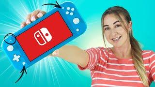 Nintendo Switch Lite Tips, Tricks & Hacks | YOU NEED TO KNOW!