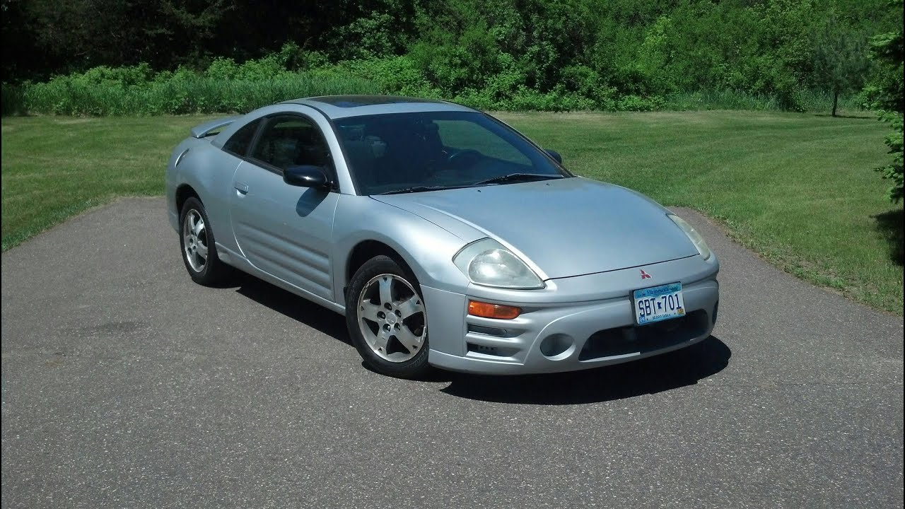 2003 Mitsubishi Eclipse Gs Youtube