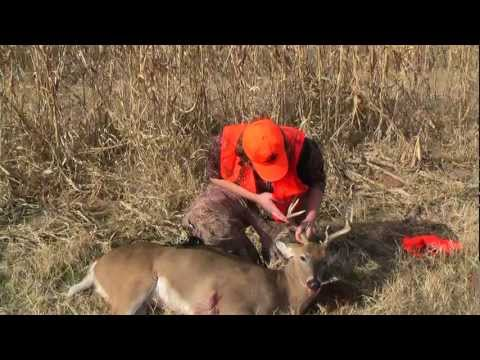 Youth On A Mission-Salt Fork Buck Down.