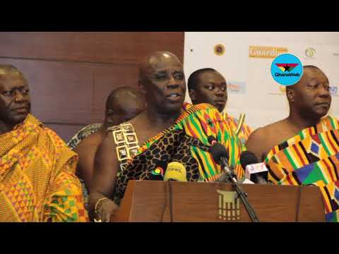 Okyenhene expresses happiness over Free SHS implementation