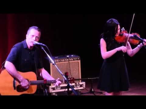 Dress Blues - Jason Isbell and Amanda Shires - City Winery Dec 29 2015