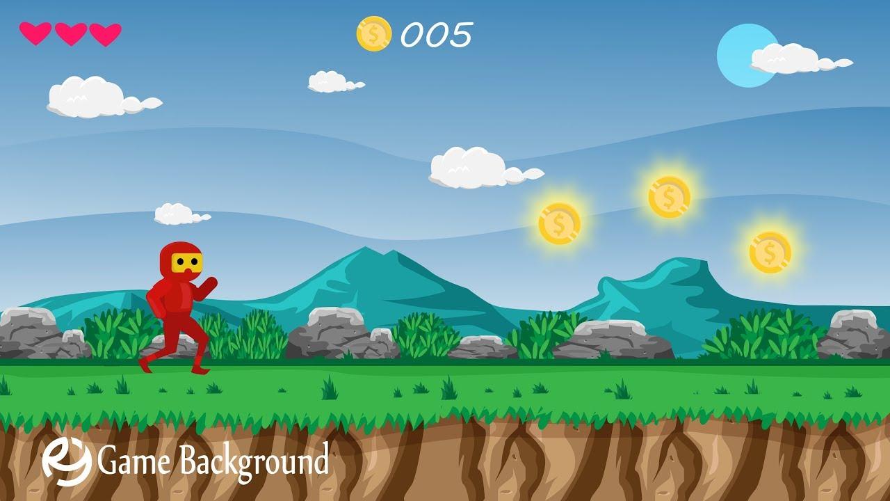 Game Background Tutorial In Adobe Illustrator