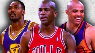 How Good Was Michael Jordan Finals Competition?