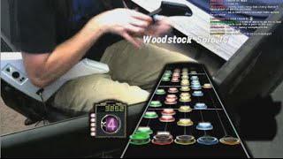 Fastest Guitar Hero Solo Montage Ever (X)
