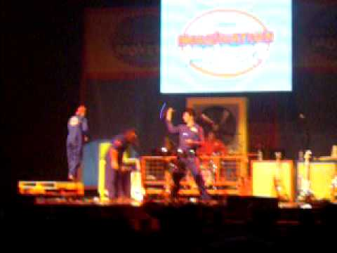 Imagination Movers Live- Try Again