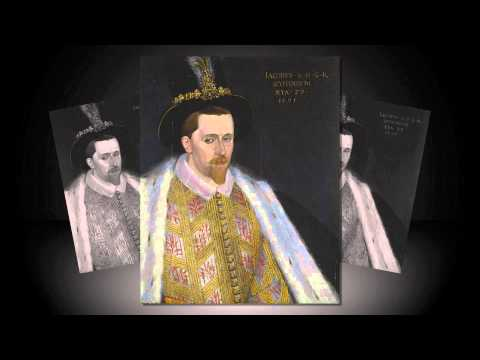 King James VI of Scotland and I of England (1566 - 1625)