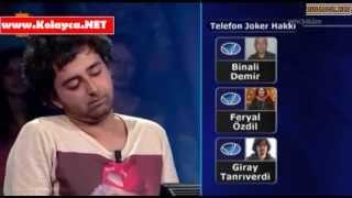 Kim milyoner olmak ister 23 Haziran 2014 357 bölüm Erk Ozan Akdemir