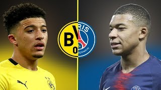 Jadon Sancho VS Kylian Mbappe - Who Is The Best? - Amazing Dribbling Skills - 2019