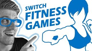 Fitness Games on the Switch