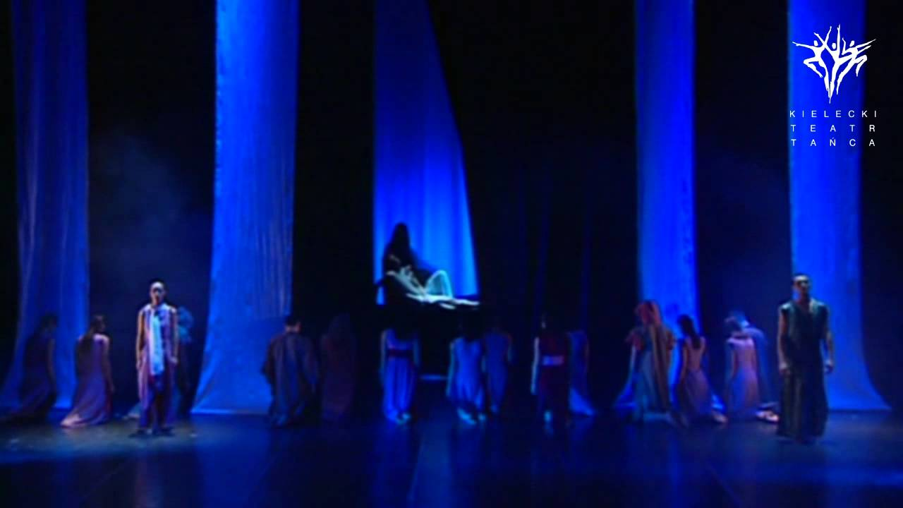 Spektakl taneczno - muzyczny