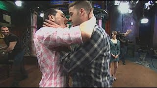 Repeat youtube video He Wasn't Gay Last Weekend (The Jerry Springer Show)