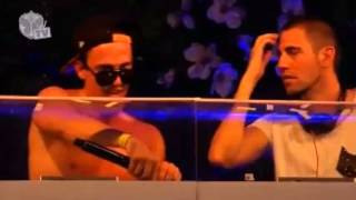 Dimitri Vegas & Like Mike vs. Sander Van Doorn - Project T (Martin Garrix Remix) [HD/HQ]