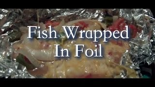 Fish Wrapped In Foil (almohadas De Pescado)