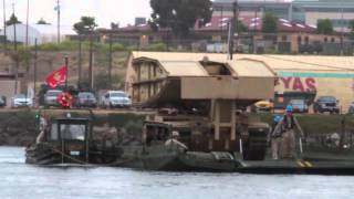 Marines Demonstrate Bridging Capabilities