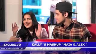 Alex y Maia nos presentan la música de Kallys Mashup