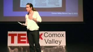 Homelessness | Amanda Ridgway | TEDxComoxValley