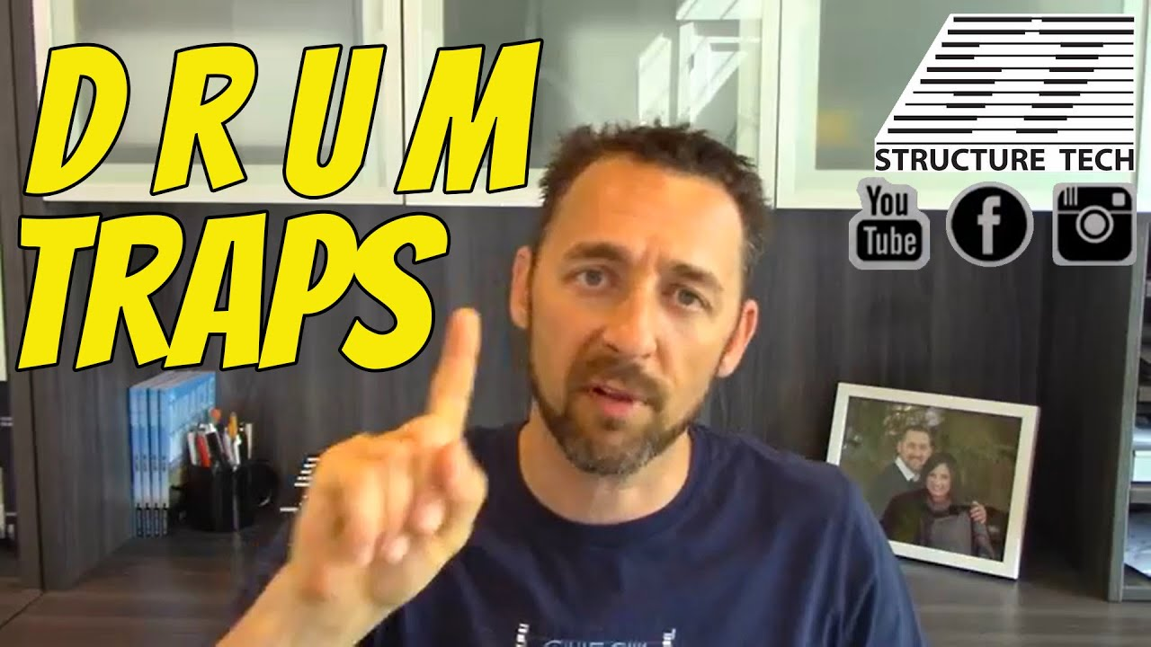 Drum Traps Why They Suck And What To Do About Them Youtube