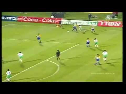 מכבי חיפה - מכבי ת'א גמר גביע המדינה עונת 1992/3