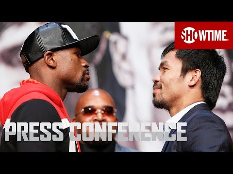 Mayweather vs. Pacquiao: Final Press Conference | Wednesday, April 29th