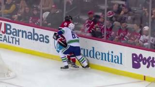 Best Hits of the 2016-17 NHL Season (SO FAR)