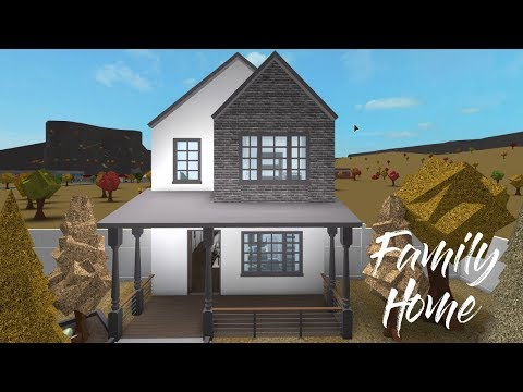 ROBLOX   Welcome to Bloxburg: Family House