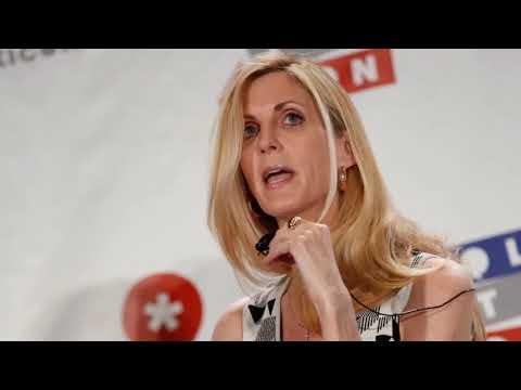 Universities Rewarding Terrorism - Ann Coulter and Lars Larson Nov 13th