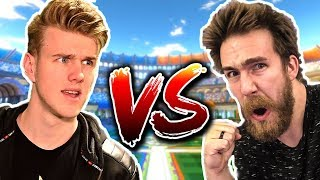 Lachlan VS Jonsandman (100$ Rocket League Wager)