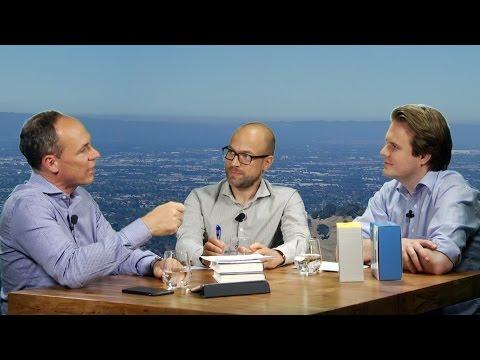 LitLounge.tv | Christoph Keese | Keine Angst vor dem Silicon Valley